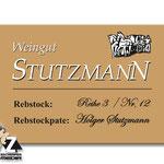 Schild Weingut Stutzmann Einselthum