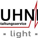 Logo Veranstaltungstechnik Kuhnert