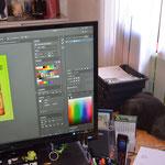 Grafikprogramm Adobe Illustrator