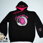 Hoodie The Low Stars pink