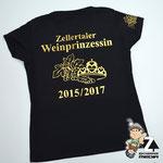Shirt Weinprinzessin