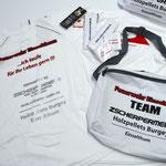 Sport Shirt und Tasche
