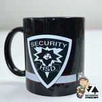 Kaffeepott HSD Security Nittenau