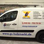 KFZ Beschriftung GS Holzmarkt Kirchheimbolanden