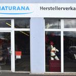 Folienbeschriftung Naturana