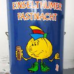 Beschriftung Bütt Einselthumer Fastnachter