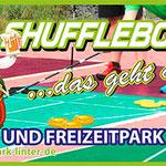 PVC Banner Sportpark Linter Shuffleboard