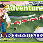 PVC Banner Sportpark Linter Adventure Golf