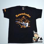Kinder Tshirt Zwiwwel Rocker