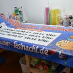 PVC Banner Einselthumer Fastnachter