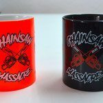 Tasse Chainsaw Massacre Betec