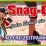 PVC Banner Sportpark Linter Snag Golf