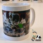 Kaffeetasse Hundesalon Zellertal