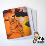 Mousepad Katze