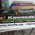 Digitaldrucke Motorradcenter Regensburg