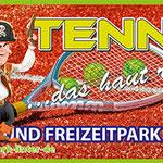 PVC Banner Sportpark Linter Tennis