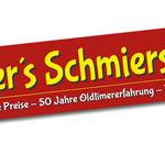 PVC Banner mit Ösen Reiners Schmierstoffe