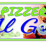 Schild Design Pizzeria Al Golfo Sportpark