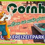 PVC Banner Sportpark Linter Cornhole