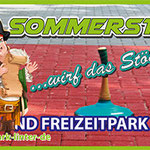 PVC Banner Sportpark Linter Sommerstock