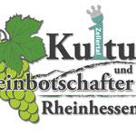 Logo Kultur und Weinbotschafter Rheinland Pfalz