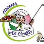 Logo Pizzeria Al Golfo im Sportpark Linter