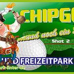 PVC Banner Sportpark Linter Chip Golf