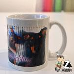 Kaffeetasse Hunde Collage Liebling