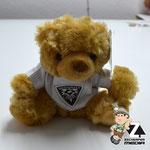 Teddy mit Tshirt HSD Nittenau