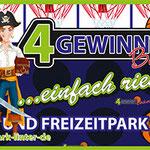 PVC Banner Sportpark Linter 4GewinntBasket