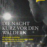 Flyer _ Gestaltung Bernd Hartwig _ Foto Marc Lippuner