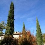Casa Gioia im Herbst