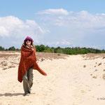 Wüstenprinzessin -  Foto: Wolfgang Ewert