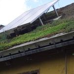 Solarzellen zur Stromversorgung