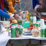 Picknick auf dem Wurzelberg -Foto: Wolfgang Ewert
