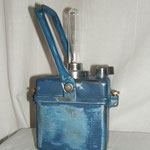 N° 9 ancienne lampe cheminot