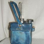 N° 9 ancienne lampe cheminot (vendue)