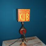 """N°47 Chignole, abat jour """"KUB"""" (vendue)"""