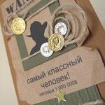 Открытки ручной работы. Украина.