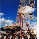 Riesenrad am Frühlingsfest