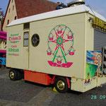 Kassenwagen Riesenrad 2009