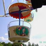Riesenrad Gondel