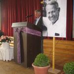 Heinz-Ulriche Vögler, Eröffnungsredner, Mitinitiator