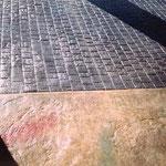 Moldes de piedra inglesa en Pinoso
