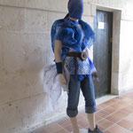 Orphée, projet de costume