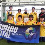 3位 梅南フットサルクラブ(大阪南・和歌山ブロック代表)