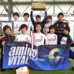 優勝 オーパスワンユース(大阪南・和歌山ブロック代表)