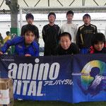 準優勝 CAOSフットサルスクール(大阪北ブロック代表)