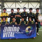 準優勝 デウソン神戸U-18(兵庫ブロック代表)