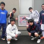 8.フリーメイソン(大阪北ブロック代表)